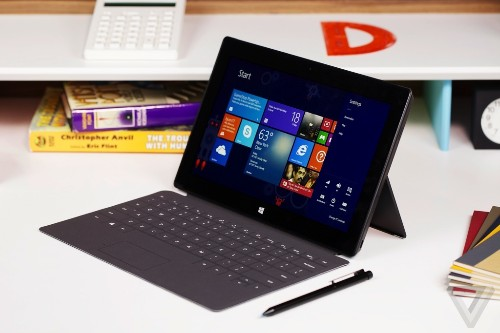 Surface Pro 2 battery life improves by almost 20 percent after firmware update