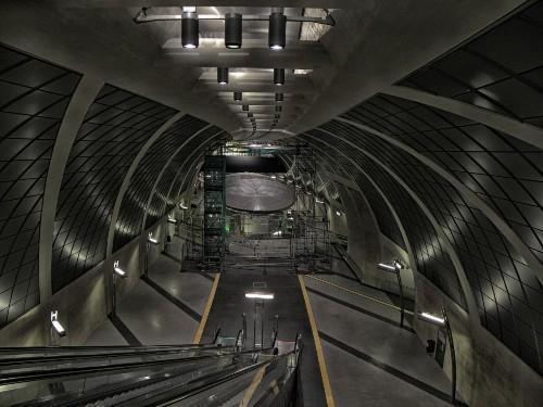 Please help DARPA find a new underground research lair
