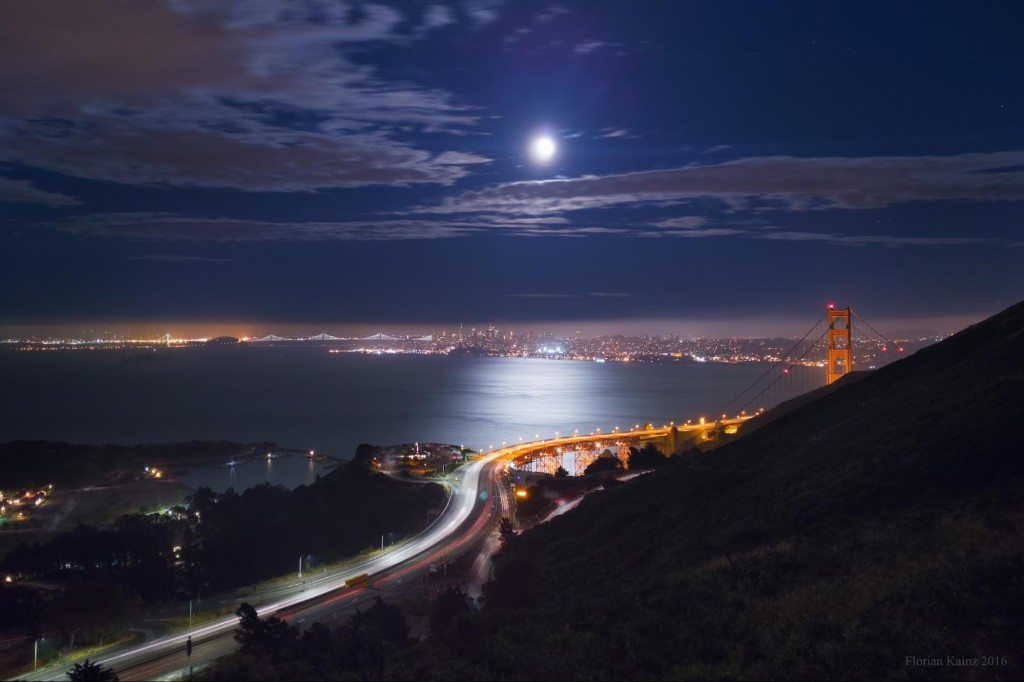 Google engineer shows the spectacular extremes of nighttime mobile photography