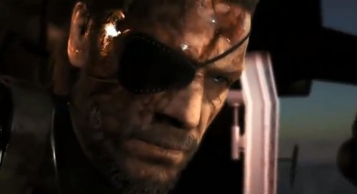 Hideo Kojima reveals the mysterious 'Phantom Pain' as 'Metal Gear Solid 5,' shows new trailer