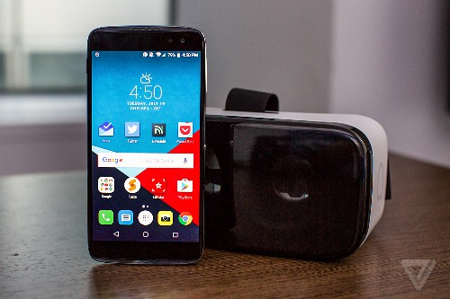Alcatel Idol 4S review: it's hard out there for a phone