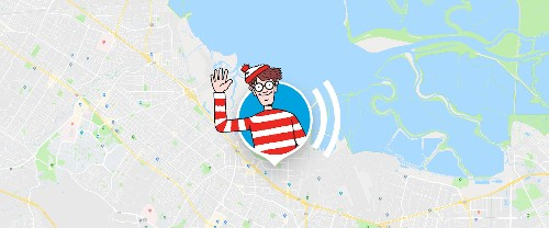 Google Maps is adding a Where's Waldo? mini-game for the next week