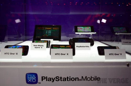 Sony is closing its failed PlayStation Mobile platform