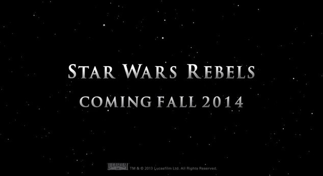 'Star Wars Rebels' is Lucasfilm's first animated series under Disney, coming fall 2014