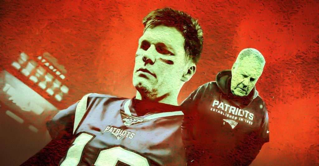 The Patriots' Playoff Hopes Are Done, and the Brady-Belichick Era Might Be Too
