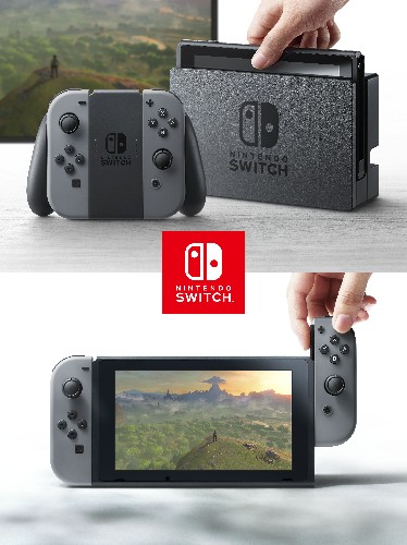 Everything we know about the new Nintendo Switch