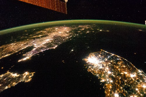 North Korea defends blackout satellite photos: 'the essence of society is not on flashy lights'