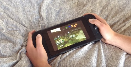 This DIY Nintendo Switch can play the retro games the real one can't