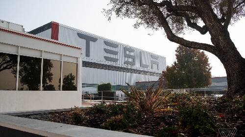 Tesla sues self-driving startup Zoox and former employees for alleged trade secret theft