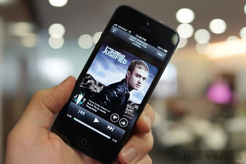 Has Spotify killed the iTunes star? Download sales slow as streaming picks up