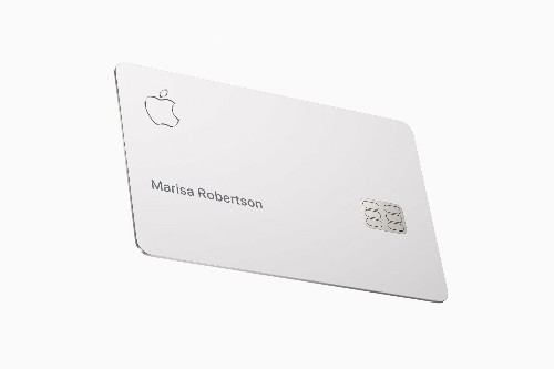 Apple Card: Apple's thinnest and lightest status symbol ever