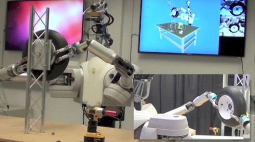 DARPA wants to build low-cost robots that mimic your hand's finest movements