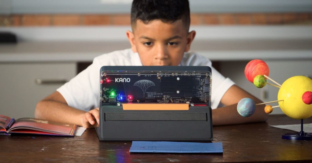 Kano's second-generation buildable Windows 10 PC has a faster processor and USB-C