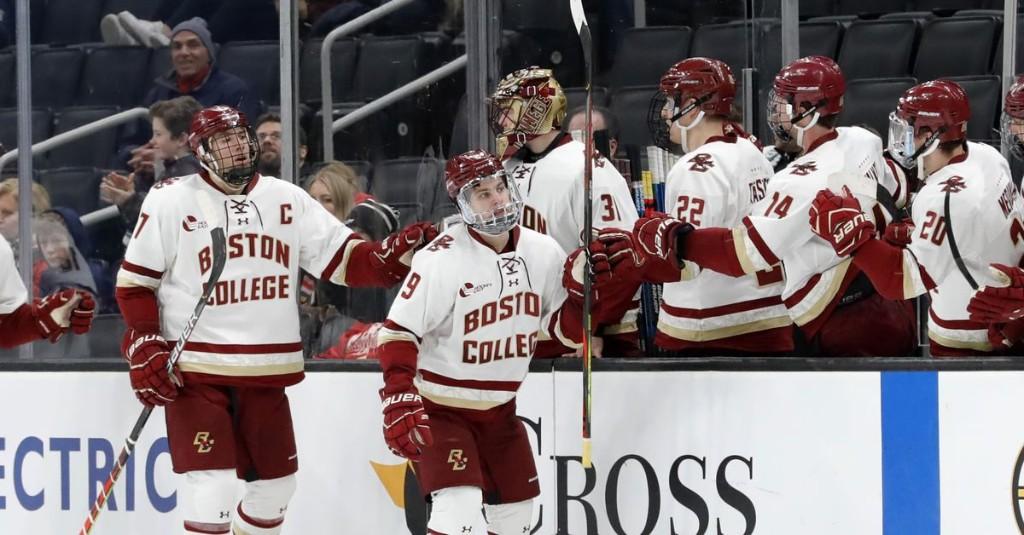 Boston College Men's Hockey v. Massachusetts: Preview and Predictions