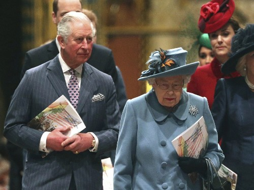 Queen Elizabeth's footman diagnosed with coronavirus. What does this mean for the queen?