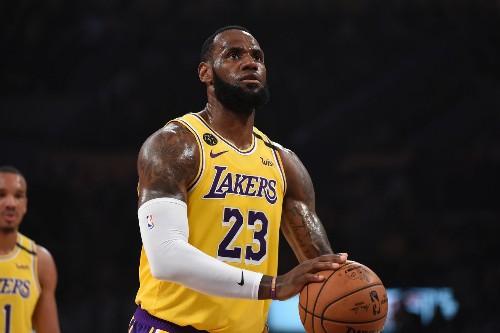 Jason Kidd says LeBron James has been working on his free-throw shooting