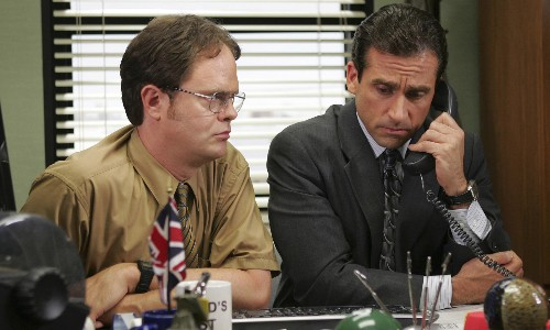 Where will The Office, Friends, Brooklyn Nine-Nine, and Supernatural be in five years?