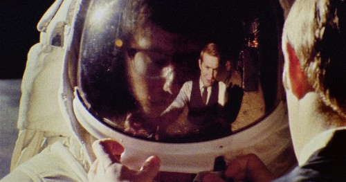 Operation Avalanche is a fake documentary about the faked Apollo Moon landing