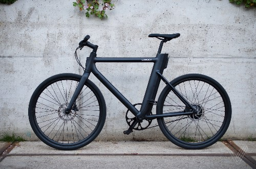 First look: Cowboy proves the e-bikes with removable batteries can be beautiful