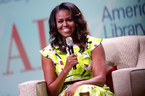 "Michelle Obama's story of ""talking white"" shines a light on the complexities of code-switching"