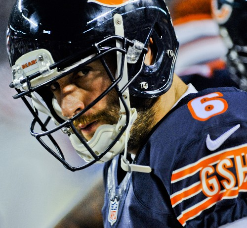 Jay Cutler privately upset with Bears OC, per report