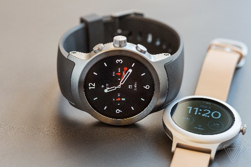 The LG Watch Sport and Watch Style are now available to order