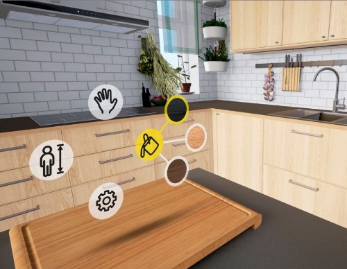 Ikea turns kitchen remodeling into an HTC Vive VR game