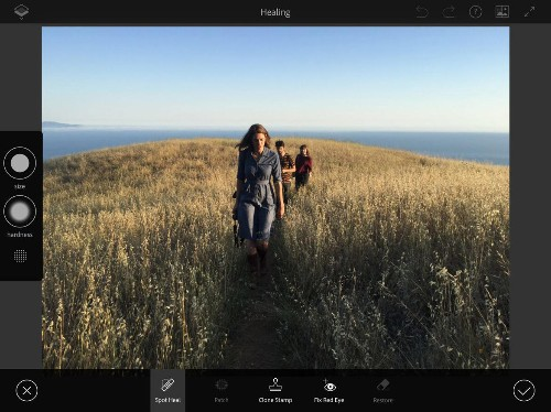 Adobe will introduce a new Photoshop for iOS this October