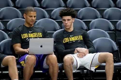 Lakers development coach Miles Simon praises Lonzo Ball's 'off the charts' basketball instincts