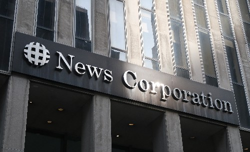 News Corp is making a news service called... Knewz