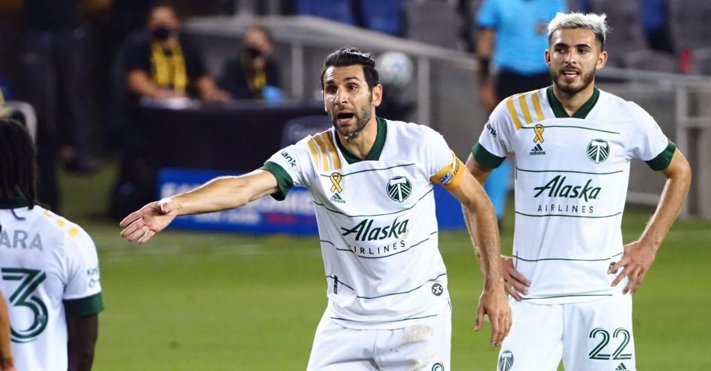 Diego Valeri named MLS Player of the Week