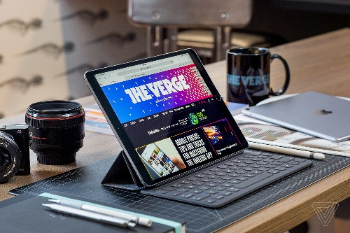 iOS 11 on an iPad Pro still won't replace your laptop