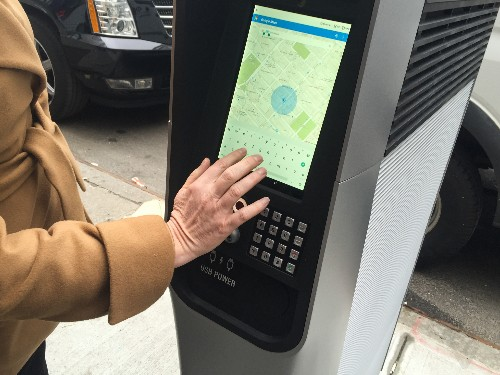 New York's public Wi-Fi hubs now have Android tablets