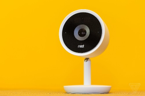 Google won't let you turn off the light on your indoor Nest cameras anymore