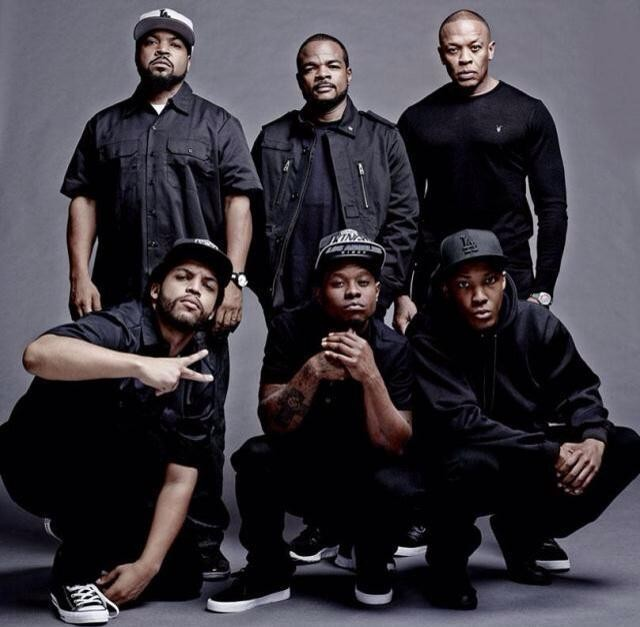 NWA biopic set for 2015 will tell the story of Dr. Dre and Ice Cube's rise to success