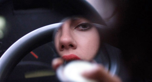 Scarlett Johansson is an alien on the prowl in this surreal teaser for 'Under the Skin'