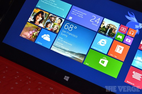 Microsoft demonstrates new apps and devices for Windows 8.1