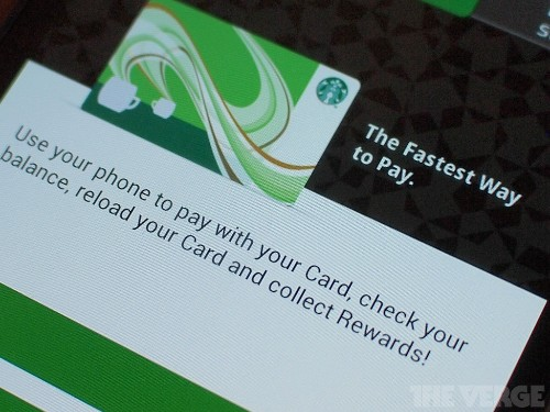 Ten percent of Starbucks transactions in US come via mobile payments