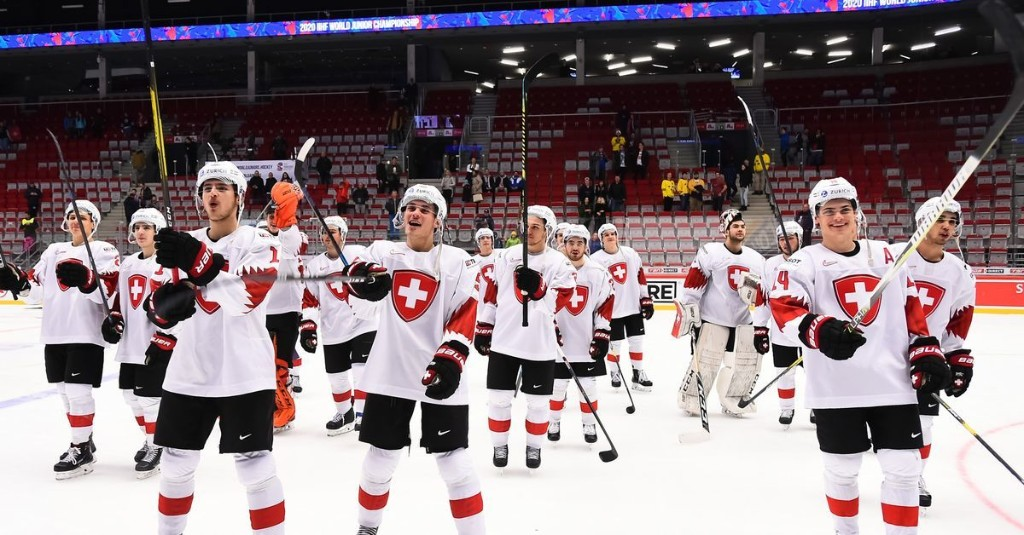 World Juniors Day 6 Recap: Swiss stun Finns, but everything else is as expected