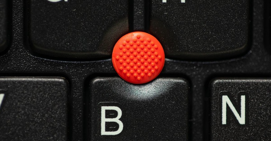The ThinkPad TrackPoint tried to build a better mouse