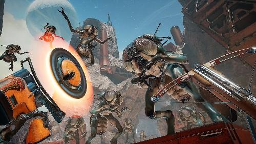 Gunheart looks like Borderlands for virtual reality