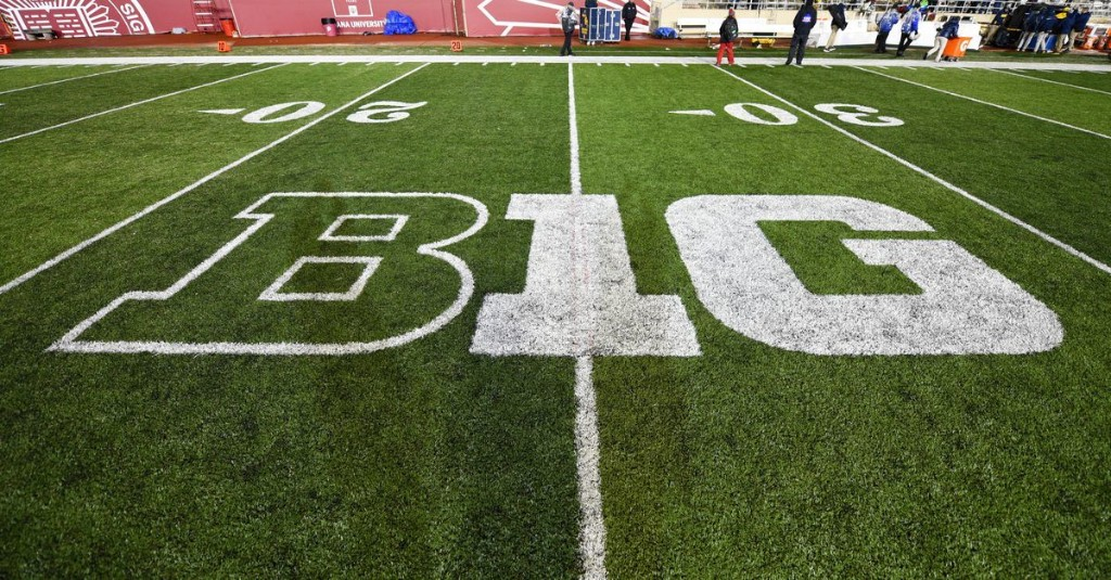 Big Ten set to cancel fall football season