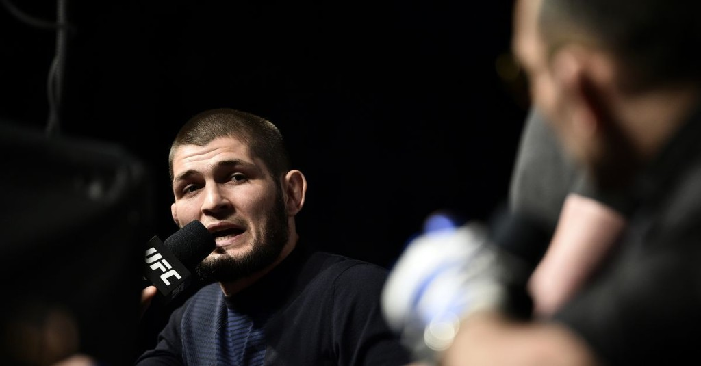 Khabib: Even if UFC strip me of belt, McGregor and Ferguson will always be second best