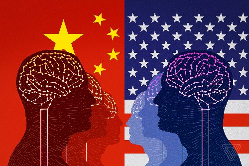 China and the US are battling to become the world's first AI superpower