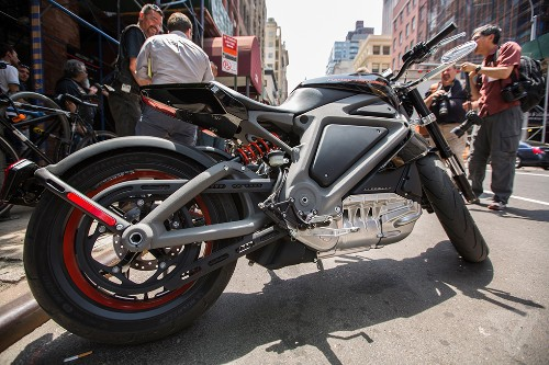 Harley-Davidson's first production electric motorcycle will debut in 2019