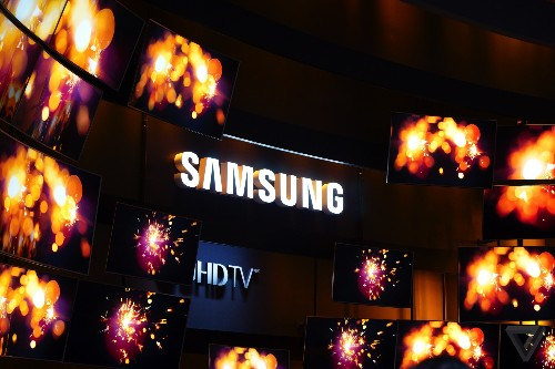 Samsung hits record high TV sales as everyone else struggles