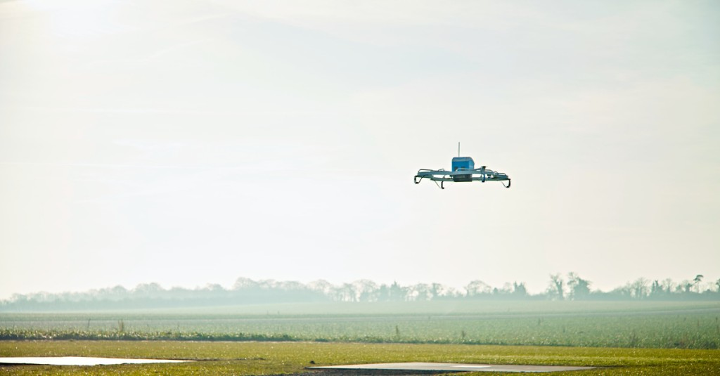 Here's what we now know about Amazon's secretive drone delivery program