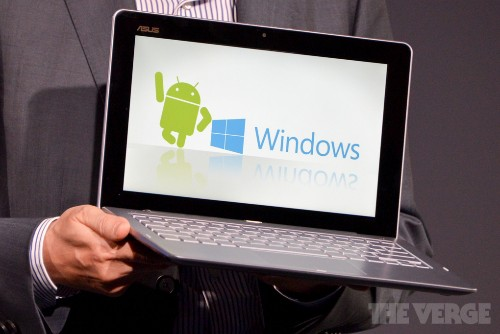 Intel plans a CES coup: Android and Windows in the same computer