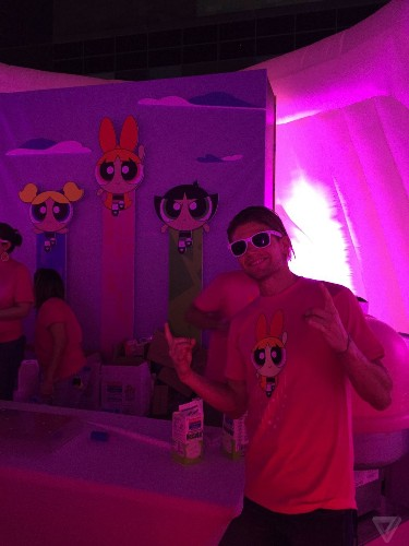 The return of The Powerpuff Girls was the most lit party at SXSW