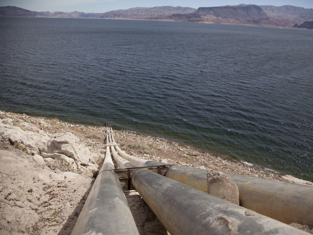 Letter: Let's build a water pipeline from the east to the west